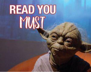 Star Wars Reads Take & Make