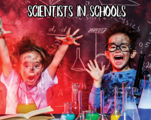 Colour Me Curious With Scientists In Schools
