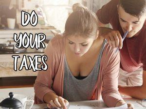 Volunteer Tax Clinics