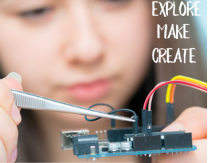 MakerPlace Teen Takeover