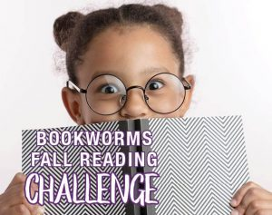 Bookworms Fall Reading Challenge