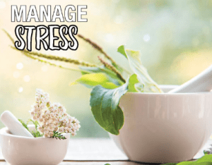 A Naturopathic Perspective On Stress & Your Health