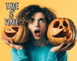 Take & Make: Pumpkin Carving