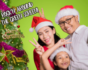 Green Screen Christmas