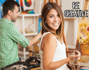 Date Night @ Home With Quest Art: Adult Take & Make