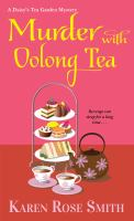Murder With Oolong Tea