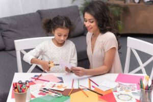 Paper Play: Family Art Workshop