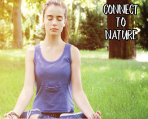 Virtual – Guided Nature Meditation For Teens