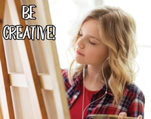 Take & Make – Embroidered Canvas Art