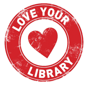 Love Your Library Mural