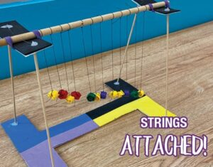 Take & Make – Strings Attached!