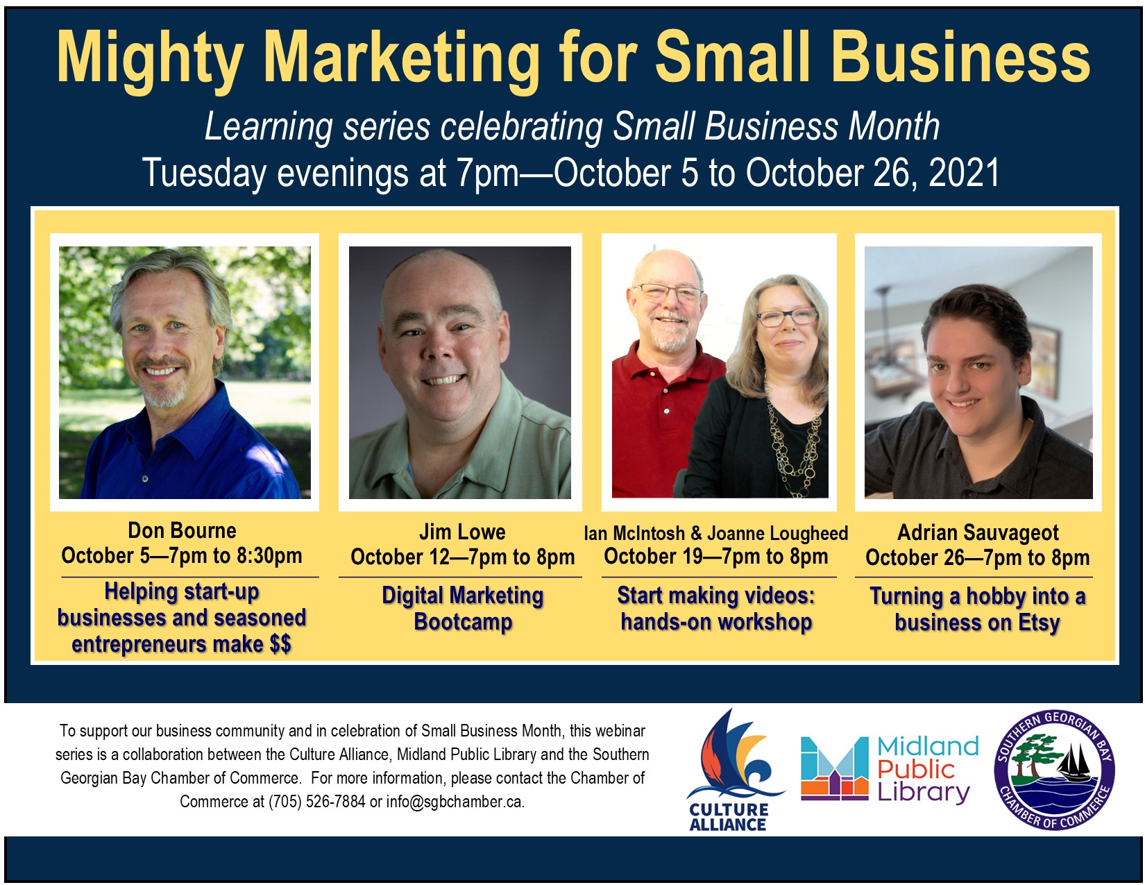 Virtual – Mighty Marketing For Small Business
